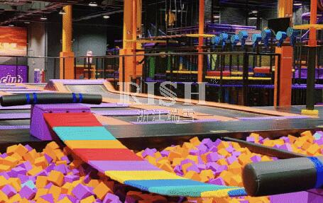 Why is trampoline park so popular now?