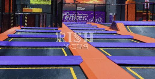 How to design childrens trampoline?